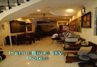Hanoi Blue Sky